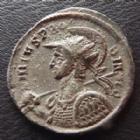 Photo numismatique  Monnaies Empire Romain PROBUS, PROBIO Antoninien, antoninianus, antoniniane PROBUS, antoninien Ticinium en 278, Buste casqué et cuirassé tenant une haste, HERCULI PACIF SXXI, 3,34 grms, 22 mm, RIC 375 Var. pat. granuleuse TB+
