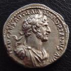 Photo numismatique  Monnaies Empire Romain HADRIEN, HADRIANUS, HADRIANO, HADRIAN Denier, denar, denario, denarius HADRIEN, HADRIANUS, denier Rome en 113, PM TR P COS III Ivstitia, 18-19 mm, 3,11 g, RIC 42 SUPERBE+ Beau style !!