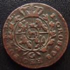 Photo numismatique  Monnaies Monnaies étrangères Pologne, Polland, Polski, Polska 1 Grosz Pologne, Poland, Stanislas August, 1 groschen 1767 G, Schon 39 TTB