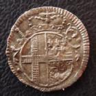 Photo numismatique  Monnaies Allemagne avant 1871 Allemagne, Deutschland, Fulda 1 pfennig FULDA, Bistum von Dalberg, pfennig 1726, Schon 22 TB+ Rare!