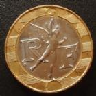 Photo numismatique  Monnaies Monnaies Françaises Cinquième république 10 Francs Genie 10 Francs Genie 1999, G.827 BU