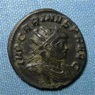 Photo numismatique  Monnaies Empire Romain 3ème siècle CARIN Antoninien, antoninianus, antoniniane CARIN, (Carinus) antoninien, Ticinium en 283, Felicit publica, Cohen 24 TTB+