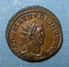 Photo numismatique  Monnaies Empire Romain CARIN, CARINUS, CARINO Antoninien, antoninianus, antoniniane CARIN, (Carinus) antoninien, Lyon 283, Aequitas Augg, Cohen 8, SUPERBE / TTB