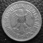 Photo numismatique  Monnaies Allemagne après 1871 Allemagne BDR, Deutschland BDR, Germay BDR 2 mark  2 Mark 1951 G, J.386 petites tâches sinon TTB+