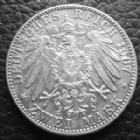 Photo numismatique  Monnaies Allemagne après 1871 Allemagne, Deutschland, Preussen, Prusse 3 Mark, Drei mark PREUSSEN, PRUSSE, 3 Mark 1913, J.110 SUPERBE