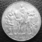Photo numismatique  Monnaies Allemagne après 1871 Allemagne, Deutschland, Sachsen, Saxe, Sachs 3 Mark SACHSEN, SACHS, SAXE, 3 Mark Friedrich August III 1913 E, J.140 TTB à SUPERBE