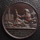 Photo numismatique  Monnaies Médailles Etrangères Vatican, papal states Médaille, Medaillen, Medals VATICAN, Georgius XVI, Georges XVI, médaille de 43,2 mm, anno VII 1837, 31,95 grms, SUPERBE+