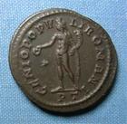 Photo numismatique  Monnaies Empire Romain 4ème siècle  DIOCLETIEN Follis, folles,  DIOCLETIEN (Diocletianus) follis, Trêves, Cohen 85 TTB+