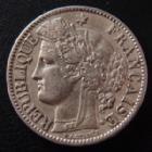 Photo numismatique  Monnaies Monnaies Françaises Troisième République 2 Francs 2 Francs 1895 A, G.530a TTB