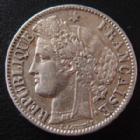 Photo numismatique  Monnaies Monnaies Françaises Troisième République 2 Francs 2 Francs 1871 A, G.530 TTB