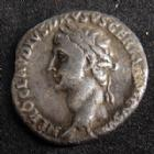 Photo numismatique  Monnaies Empire Romain NERO CLAUDIUS DRUSUS, DRUSUS Maior, NERO CLAUDIO DRUSUS Denier, denar, denario, denarius NERO CLAUDIUS DRUSUS, denier Rome en 41-45, sa tête laurée à gauche, Arc de Triomphe, 3,29 grms, RIC.70 TTB Rare!