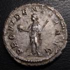Photo numismatique  Monnaies Empire Romain GORDIEN III, GORDIAN III, GORDIANUS III, GORDIANO III Antoninien, antoninianus, antoniniane GORDIEN III, GORDIANUS III, antoninien Rome en 238-239, Providentia Aug, 4,69 grms, RIC.4 SUPERBE Joli portrait !