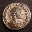 Photo numismatique  Monnaies Empire Romain AURELIEN, AURELIAN, AURELIANUS, AURELIO Antoninien, antoninianus, antoniniane AURELIEN, AURELIAN, antoninien Siscia en 271-272, IOVI CONSER */S, 3,23 grsm, 21 mm, RIC.225 SUPERBE