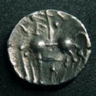 Photo numismatique  Monnaies Monnaies Gauloises Elusates Drachme au cheval ELUSATES, région du Gers, drachme au cheval, 3/2e siècle avant JC, 15-16 mm, 2,42 grms, LT.3587 TTB+
