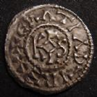 Photo numismatique  Monnaies Monnaies Carolingienne Charles II le Chauve Denier Curtisasonien CHARLES II le Chauve, 843-877, denier Curtisasonien, 1,61 grms, Dep.375 TTB à SUPERBE