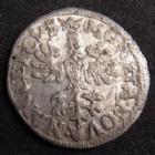 Photo numismatique  Monnaies Monnaies/médailles de Lorraine Henri II de Lorraine Gros HENRI II de Lorraine 1608-1624, gros Nancy avec le G de Génétaire, 1,14 grms, Flon 30 P.676 TTB