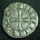 Photo numismatique  Monnaies Monnaies Féodales Aquitaine Denier, denar, denario, denarius AQUITAINE, Guillaume X 1127-1137, Duché d'Aquitaine, denier Bordeaux, 0,72 grm, PA.2731 TTB