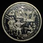 Photo numismatique  Monnaies Médailles Chronique du Monde, médaille monde  Médaille en argent 999 Chronique du Monde, médaille en argent 999°/°°°, 40 mm, 32 grms, PP