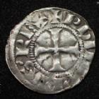 Photo numismatique  Monnaies Monnaies Royales Philippe III Denier Tournois PHILIPPE III Le Hardi 1270-1280, denier tournois, 0,87 grm, TB+