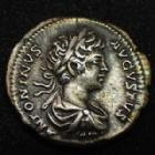 Photo numismatique  Monnaies Empire Romain CARACALLA Denier, denar, denario, denarius CARACALLA, denier Rome en 201-210, RECTOR ORBIS, 3,28 grms, RIC.141 TTB à SUPERBE