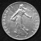 Photo numismatique  Monnaies Monnaies Françaises Troisième République 50 Centimes 50 centimes semeuse de Roty 1918, Gad.420 SPL (superbe+)