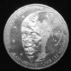 Photo numismatique  Monnaies Monnaies Françaises Cinquième république 100 francs Jean Monnet 100 francs Jean Monnet 1992, Gad.907 SPL (superbe+)