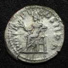 Photo numismatique  Monnaies Empire Romain GORDIEN III, GORDIAN III, GORDIANUS III, GORDIANO III Antoninien, antoninianus, antoniniane GORDIEN III, GORDIANUS III, Antoninien Rome en 242-243, PM TR P V COS II PP, 3,27 grms, RIC.89 TTB