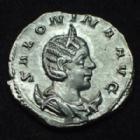 Photo numismatique  Monnaies Empire Romain SALONINE, SALONINA, SALONIA, SALONINIA Antoninien, antoninianus, antoniniane SALONINE, SALONINA, antoninien Cologne en 254-268, VENUS FELIX, 3,61 grms, RIC.(Lyon) 7 SUPERBE+/TTB