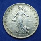 Photo numismatique  Monnaies Monnaies Françaises Troisième République 50 Centimes 50 Centimes semeuse de Roty 1897, Gad.420 SPL (SUP+)