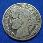 Photo numismatique  Monnaies Monnaies Françaises Troisième République 50 Centimes 50 Centimes Cérès 1895 A, Paris, Gad.419a TB
