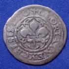 Photo numismatique  Monnaies Monnaies/medailles d'Alsace Strasbourg Vierer STRASBOURG, STRASSBURG, vierer 17e siècle, 1,40 grms, EL.352 TB à TTB
