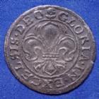 Photo numismatique  Monnaies Monnaies/medailles d'Alsace Strasbourg 2 Kreuzers STRASBOURG, STRASSBURG, cité 1640-1658, 2 kreuzer N.D, 0,98 grm, EL.74 TTB+