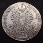 Photo numismatique  Monnaies Monnaies étrangères Autriche, Austria, osterreich 20 Kreuzers Autriche, Osterreich, Austria, Franz II, 20 kreuzer 1804 A, KM.2139 TB+