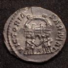 Photo numismatique  Monnaies Empire Romain MAXIMIEN HERCULE, MAXIMIANUS, MAXIMIAN, MAXIMIANO, HERCULUS Argenteus, argentei MAXIMIEN Hercule, MAXIMIANUS Herculius, argenteus Ticinium en 295, VICTORIA SARMAT, 2,73 grms, RIC.16b SUPERBE