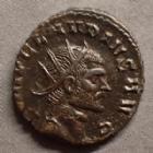 Photo numismatique  Monnaies Empire Romain CLAUDE II LE GOTHIQUE, CLAUDIUS GOTHICUS, CLAUDIO GOTHICO Antoninien, antoninianus, antoniniane CLAUDE II le Gothique, CLAUDIUS II Gothicus, antoninien Rome en 268-269, AEQUITAS AVG, 3,57 grms, RIC.14 SUPERBE