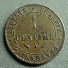 Photo numismatique  Monnaies Monnaies Françaises Troisième République 1 Centime 1 Centime Cérès 1889 A, Gad.88 SUPERBE