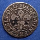Photo numismatique  Monnaies Monnaies/medailles d'Alsace Strasbourg II Kreutzer, 2 kreutzer STRASBOURG, Ville, II kreutzer vers 1623-1640, 0,83 grm,  EL.355 Var. TTB