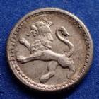 Photo numismatique  Monnaies Monnaies étrangères Guatemala 1/4 de réal, quarter réal GUATEMALA, 1/4 de réal 1893, 0,76 grm, KM.159 SUPERBE
