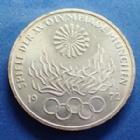 Photo numismatique  Monnaies Monnaies étrangères Allemagne BDR, Deutschland BDR, Germay BDR 10 Mark Olympiade  10 Mark 1972 F, XX Olympiade Munich 1972, argent 625°/°° 15,50 grms, J.405 SUPERBE+