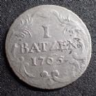 Photo numismatique  Monnaies Monnaies étrangères Suisse, Schweiz, Switzerland, Bale, Basel Batzen Basel, Bâle, suisse, Switzerland, Schweiz, batzen 1765, Beau
