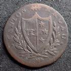 Photo numismatique  Monnaies Monnaies étrangères Suisse, Switzerland, Schweiz, Aargau, Argau 1/2 Batzen Aargau, Argau, Suisse, Switzerland, Schweiz, 1/2 batzen 1807, HMZ.2.24 TTB