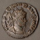 Photo numismatique  Monnaies Empire Romain CLAUDE II LE GOTHIQUE, CLAUDIUS GOTHICUS, CLAUDIO GOTHICO Antoninien, antoninianus, antoniniane CLAUDIUS II Gothicus, CLAUDE II le Gothique, antoninian Rome en 269, SALUS AUG, 19-20 mm, 3,00 grms, RIC.98 TTB+/TTB