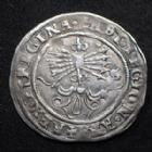 Photo numismatique  Monnaies Monnaies étrangères Espagne, Spain Réal, 1 Real Ferdinand et Isabelle, Ferdinandus, Isabella, 1476-1516, réal Séville 3,32 grms, Bon TTB