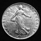 Photo numismatique  Monnaies Monnaies Françaises Troisième République 50 centimes Semeuse de Roty 50 centimes semeuse de Roty 1910, Gad.420 TTB à SUP/SUP