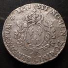 Photo numismatique  Monnaies Monnaies Royales Louis XV Ecu au bandeau LOUIS XV, Ecu au bandeau 1757 L Bayonne, 28,79 grms, L4L.494 TB+