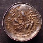 Photo numismatique  Monnaies Monnaies/médailles de Lorraine Simon II Denier, denar, denario, denarius SIMON II, Neufchateau, seigneurie, denier anonyme vers 1200-1250, 0,68 grm, Flon.2, P.277 TB à TTB Rare!