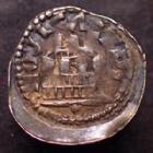 Photo numismatique  Monnaies Monnaies/médailles de Lorraine Simon II Denier, denar, denario, denarius SIMON II, Neufchateau, Seigneurie, denier anonyme vers 1200-1250, 0,64 Grm, Flon 2 P.277 TB à TTB Rare!