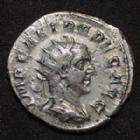 Photo numismatique  Monnaies Empire Romain TRAJAN DECE, TRAJANUS DECIUS, TRAIANUS DECIUS, TRAIANO DECIO,  Antoninien, antoninianus, antoniniane DECIUS, TRAJAN DECE, antoninien Rome en 251, légende d'avers Rare ! PANNONIA, 3,94 grms, RIC.41a TTB+ R!