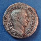Photo numismatique  Monnaies Empire Romain ALEXANDRE SEVERE, SEVERUS ALEXANDER, SEVERO ALEXANDRO Denier, denar, denario, denarius SEVERUS ALEXANDER, ALEXANDRE SEVERE, denier Rome en 228, ANNONA AUG, 18mm, 3,13 grms, RIC 135 TB+