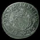 Photo numismatique  Monnaies Allemagne avant 1871 Allemagne, Deutschland, Baden-Durlach 5 Kreuzer, V kreuzer Baden Durlach, Karl Wilhelm, 5 kreuzer 1732, v kreuzer, Wieland 649, 2,18 grms SUP Rare!